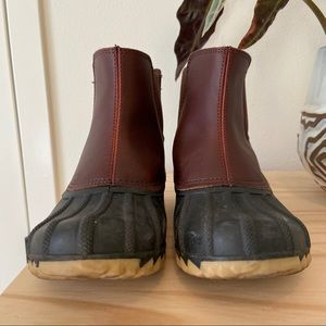 Merona Laceless Duck Boots